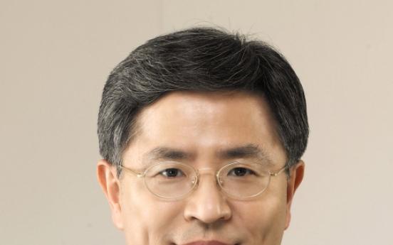 Kim named new Korea Post head