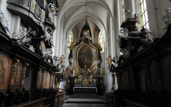 Booming times for Czech monastery even as faith wanes