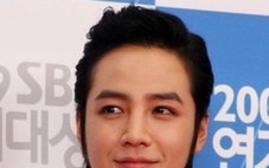 Actor Jang donates 10m yen to Japan