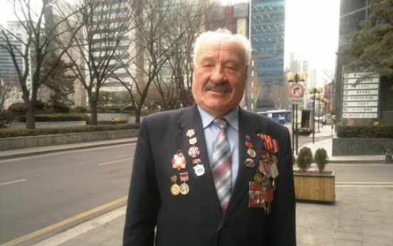 'The Korean War is forgotten in Russia'
