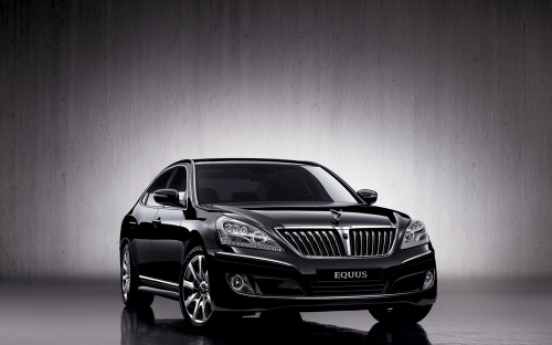 Hyundai's new service for Equus, Genesis