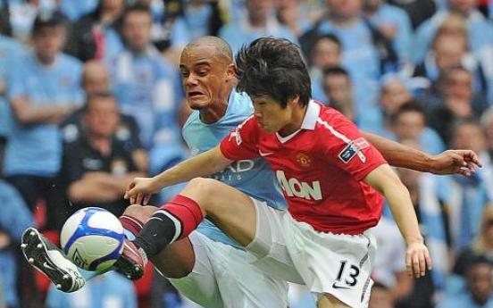 Man City stun United in FA semis