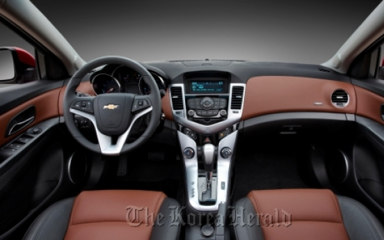 Korean cars in U.S. cited for interior design