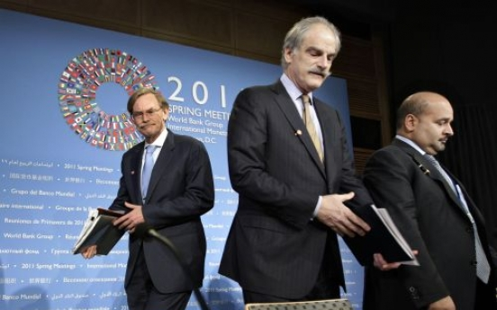 More perils ahead for global economy