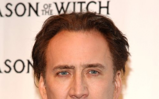 'Drunk' Nick Cage arrested in New Orleans