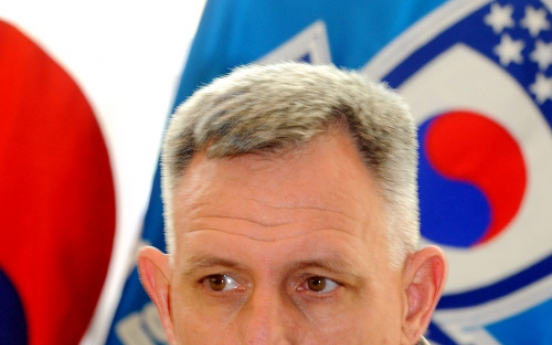 'U.S. military closely monitors N. Korea moves': Gen. Johnson