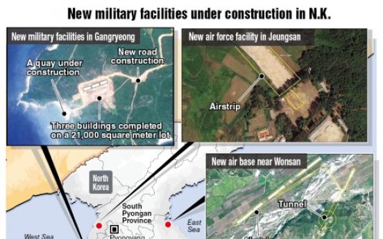 Regional powers wary of N.K. militancy