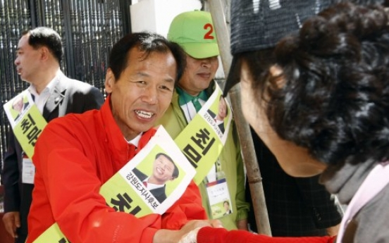 [April 27 by-elections] Ex-MBC chiefs clash in Gangwon race