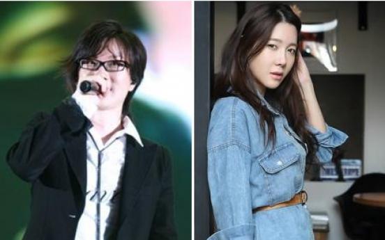 Musician Seo Tai-ji, actress Lee Ji-ah in divorce suit: report