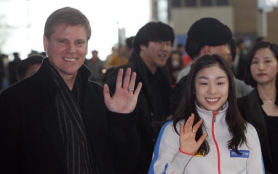 Kim Yu-na says ready for world champs