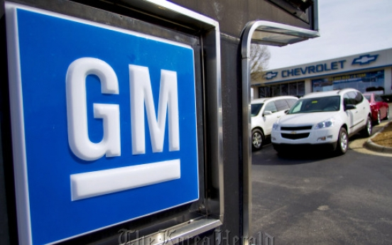 GM likely to retake No. 1 spot from Toyota