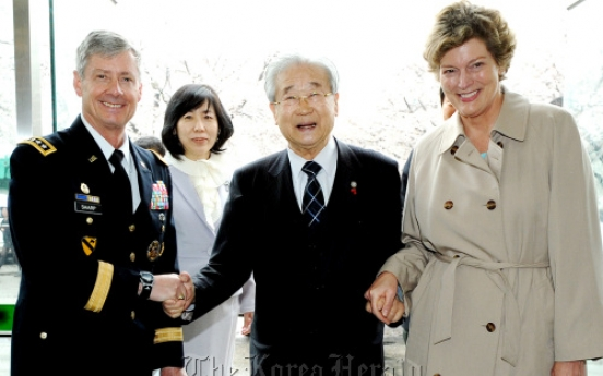 University helps U.S. soldiers adjust to Korean life