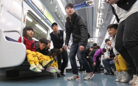 Seoul to complete anti-quake subway reinforcement project by 2014