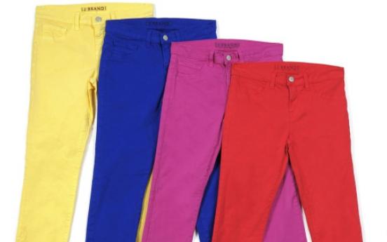 Jeans jettison basic blue hues