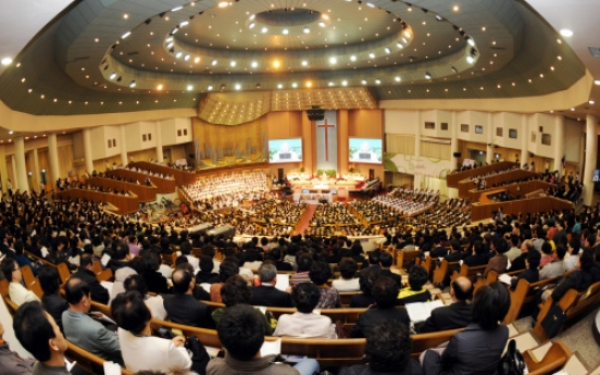 Time for changes in Korean churches