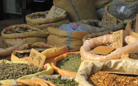 Getting to grips with oriental medicine