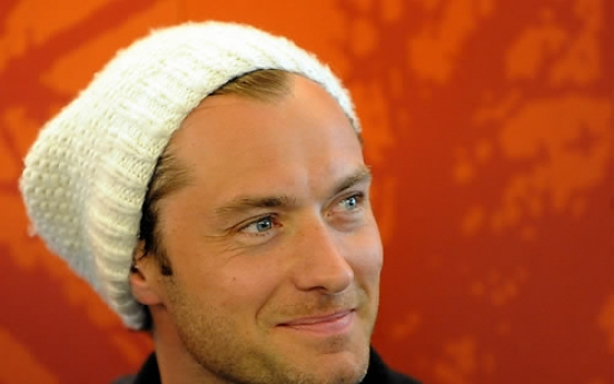 Jude Law in Austria for '360' film