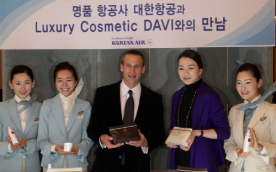 Korean Air introduces premium services