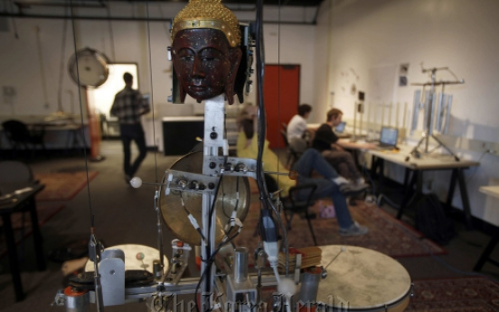 Robots ready to jam with old-fashioned humans