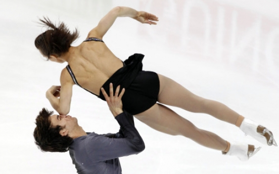 Figure skating: The show must go on