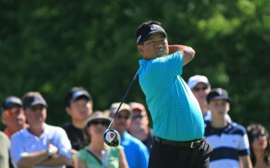 K.J. Choi opens Zurich Classic with 68s