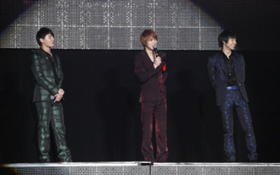 JYJ sues Japanese agency over cancellation of concert
