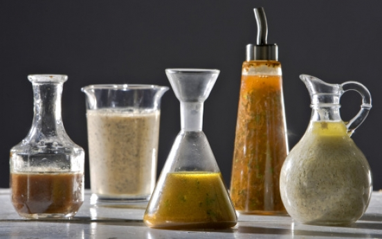 Forget the bottles: Do-it-yourself dressings just taste fresher