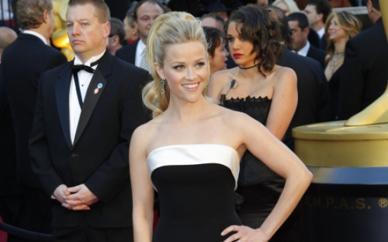 Reese Witherspoon occasionally welcomes disorder in her life