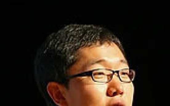 Kim Jae-dong to speak to KAIST students