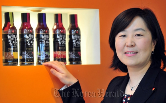 [Herald Interview] Woman's touch puts Sempio on the map