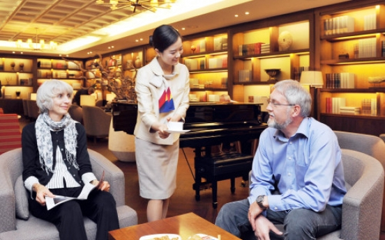 Asiana lounge in Incheon named best in Asia-Pacific