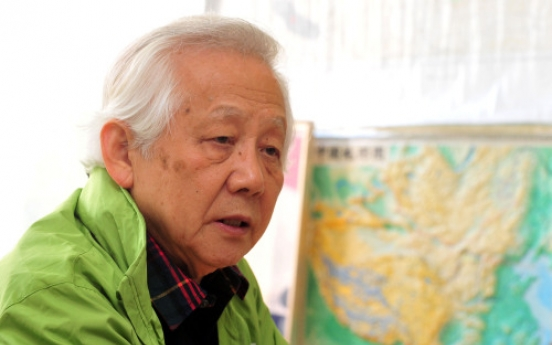 Kwon steps up fight against desert expansion in China