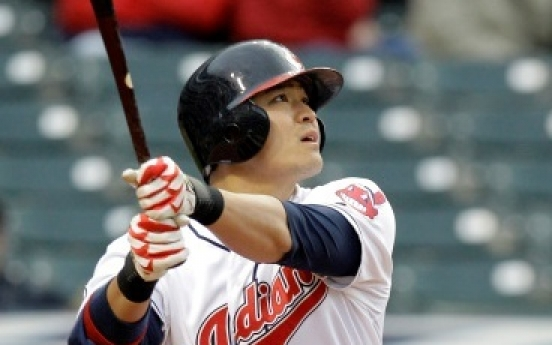 Choo Shin-soo arrested on suspicion of drunk driving