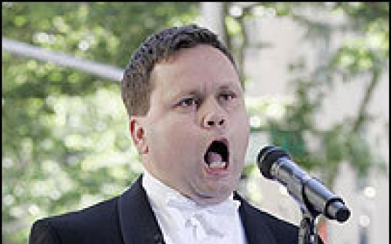 How Paul Potts became international icon