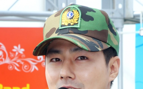 Cho returns from military service