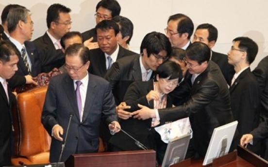 National Assembly ratifies Korea-EU FTA
