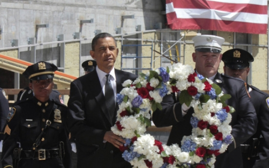 Obama in NYC: We never forget