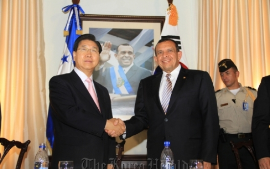 POSCO seeks opportunity in South America
