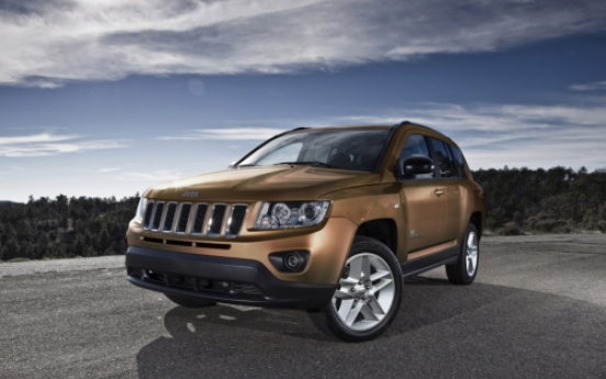Chrysler to release New Compass