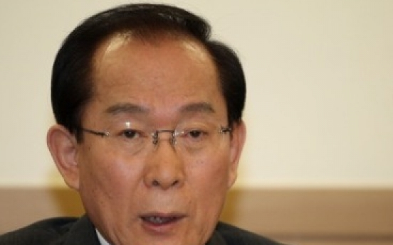 Lee Hoi-chang offers resignation