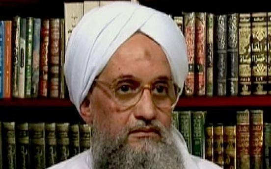 Al-Qaida in Iraq pledges support for al-Zawahiri