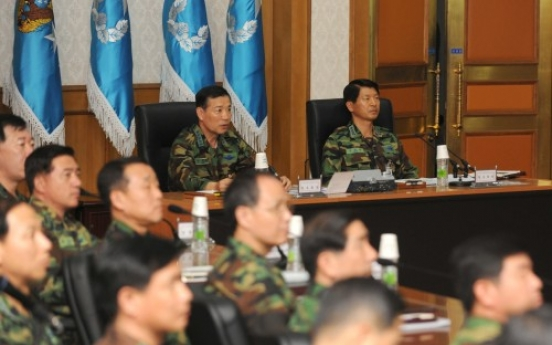 Ex-generals to be briefed on reforms