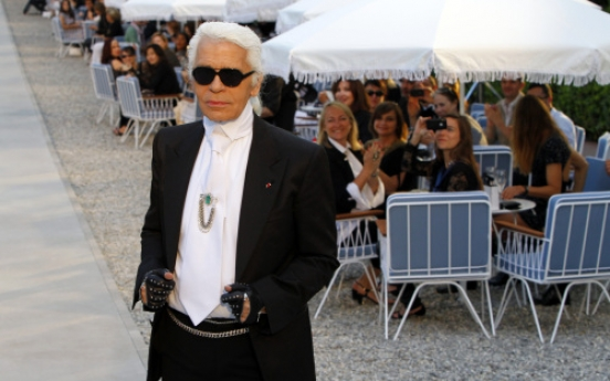 Chanel Cruise collection jump-starts Cannes