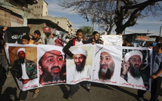 Bin Laden's journal seized in U.S. raid