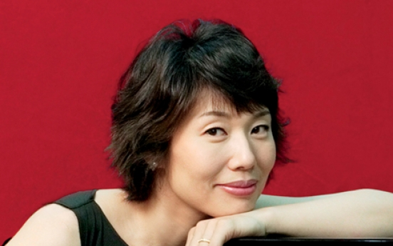 Korean pianist to judge at global piano contest
