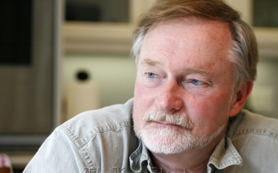 Erik Larson nervously awaits reaction to 'Beasts'
