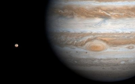 Jupiter moon has 'ocean' of molten rock