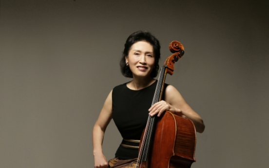 Charismatic cellist Chung stages Haydn