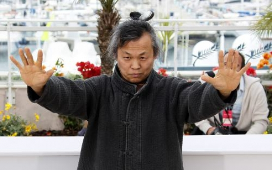 Kim Ki-duk's one-man production creates a stir