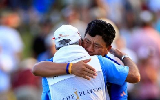 Clutch Choi Kyung-ju outlasts David Toms in Players playoff